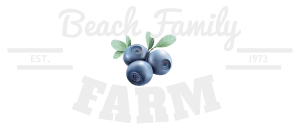 Beach Blueberry Farm Logo